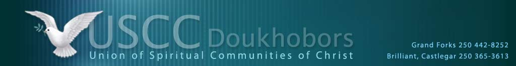 USCC Doukhobors Web Banner